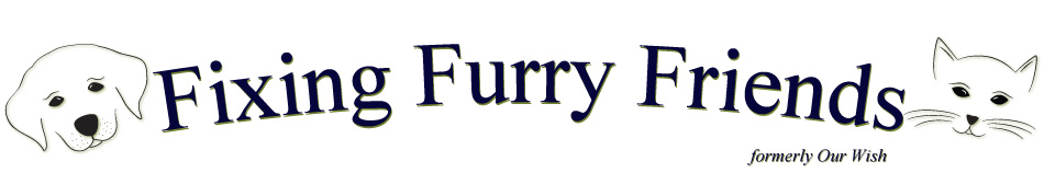 Fixing Furry Friends